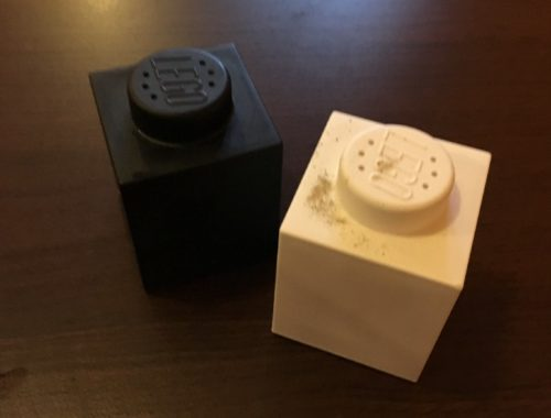 Lego Salt & Pepper