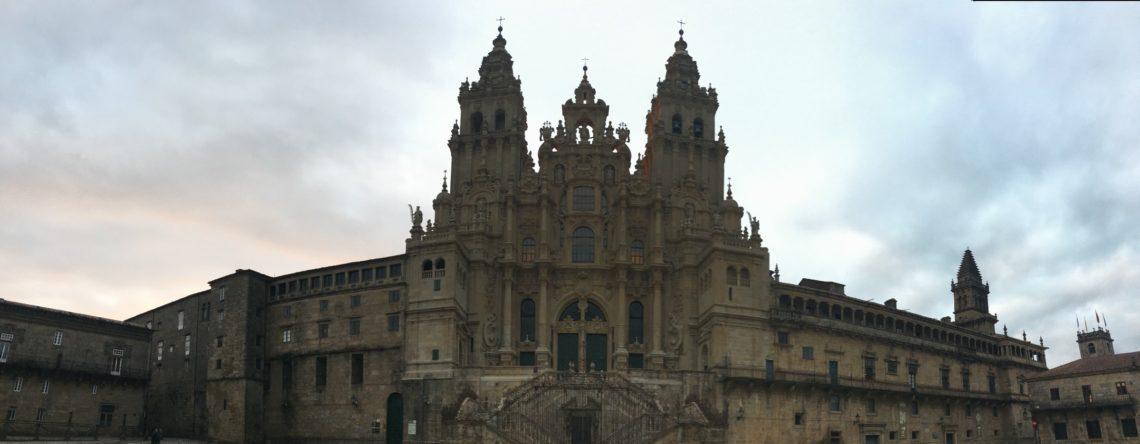 Cathedral Santiago de Compostella