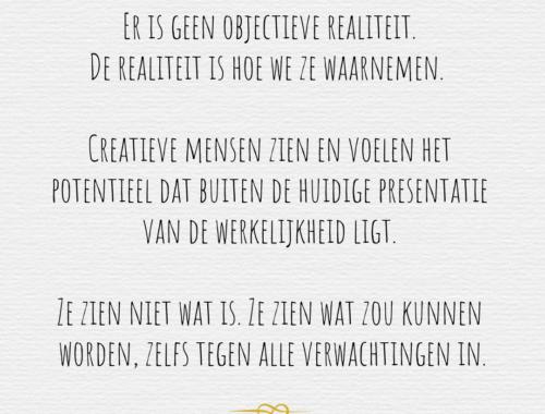 Creatieve Realiteit