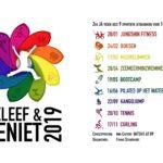 Beleef & Geniet 2019 Flyer