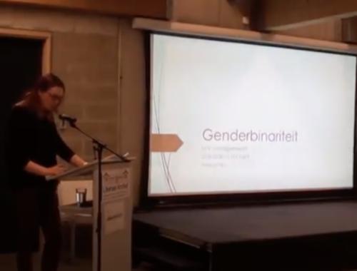 Genderbi-nariteit